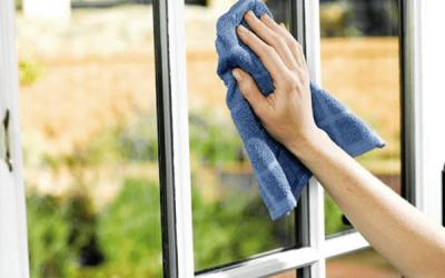 Como limpar os vidros de forma eficaz